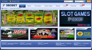 Casino Sbobet 338 A Slot Mesin